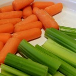 celery carrot