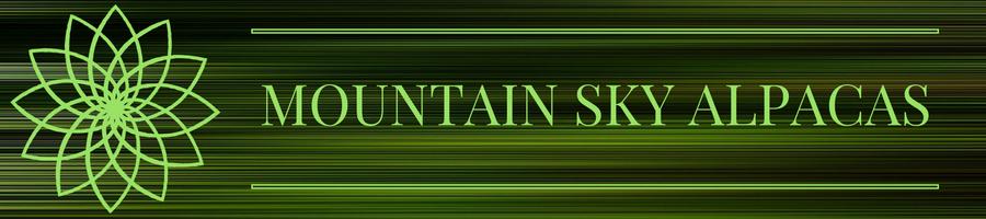 MOUNTAIN SKY ALPACAS