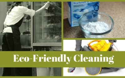 3 DIY Eco-Friendly Cleaning Recipes for Home or Business