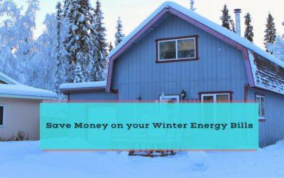 5 Ways to Cut Down Your Winter Energy Bills