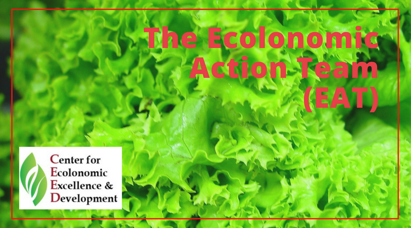 The Ecolonomic Action Team (EAT) makes an Offer You Just Cannot Refuse!