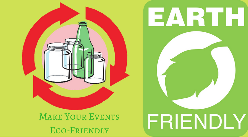 How To Make Your Event More Eco Friendly