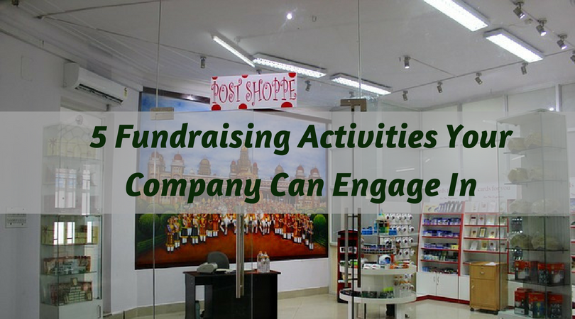5 Fundraising Activities Your Company Can Engage In