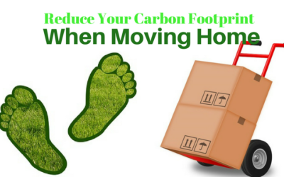 How to Reduce Your Carbon Footprint When Moving Home