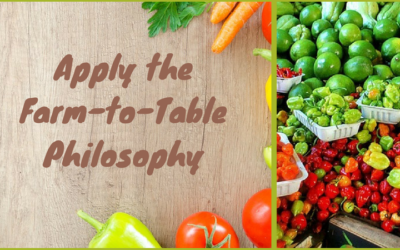 How Businesses Can Apply the Farm-to-Table Philosophy to Their Non-food Brands