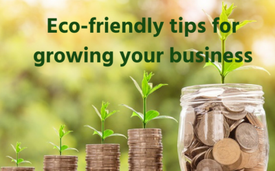 Eco-friendly tips for growing your business