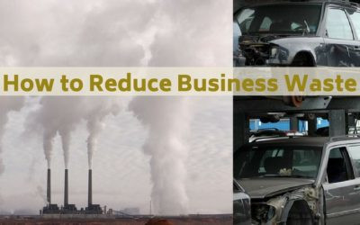 How to Reduce Business Waste