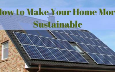 How to Make Your Home More Sustainable