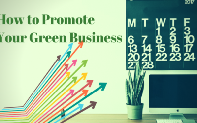 How to Promote Your Green Business
